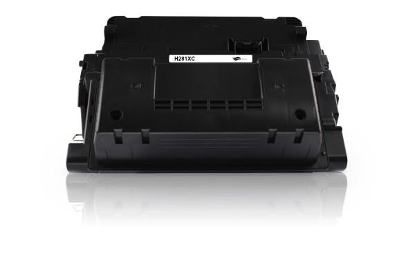 Kompatibel zu HP CF281X / 81X Toner Black