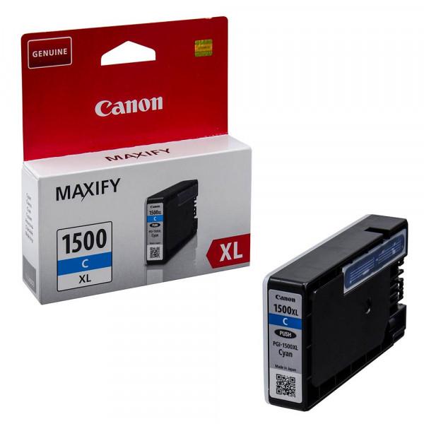 Canon PGI-1500 XL / 9193B001 Tinte Cyan