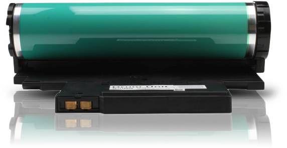 Frontalansicht der Samsung CLT-R406 kompatiblen Bildtrommel