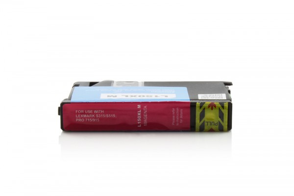Kompatibel zu Lexmark 150 XL / 14N1616E Tinte Magenta