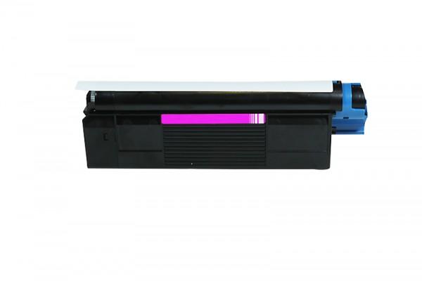 Kompatibel zu OKI 42127406 Toner Magenta