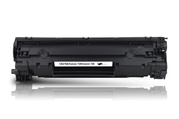 Kompatibel zu HP CE278A / 78A Toner Black XXL