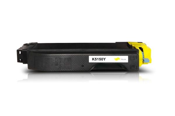 Kompatibel zu Kyocera TK-5150Y / 1T02NSANL0 Toner Yellow