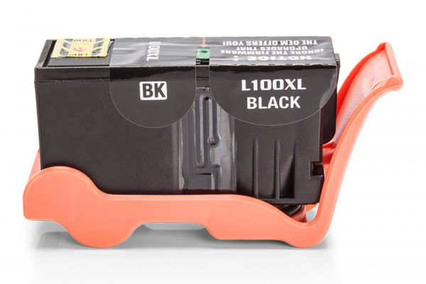 Kompatibel zu Lexmark 100 XL / 0014N1092E Tinte Black