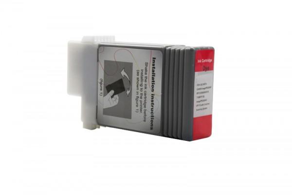Kompatibel zu Canon 0889B001 / PFI-101R Tinte Rot