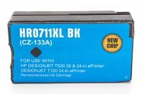 Kompatibel zu HP 711 / CZ133A Tinte Black