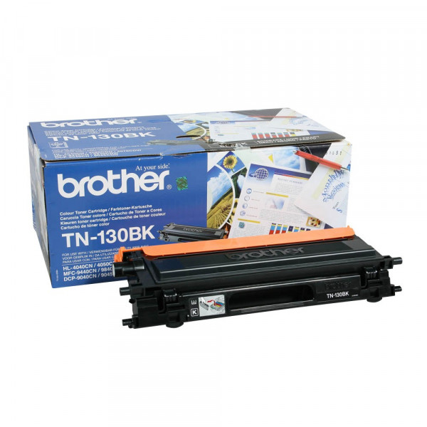 Brother TN-130BK Toner Black