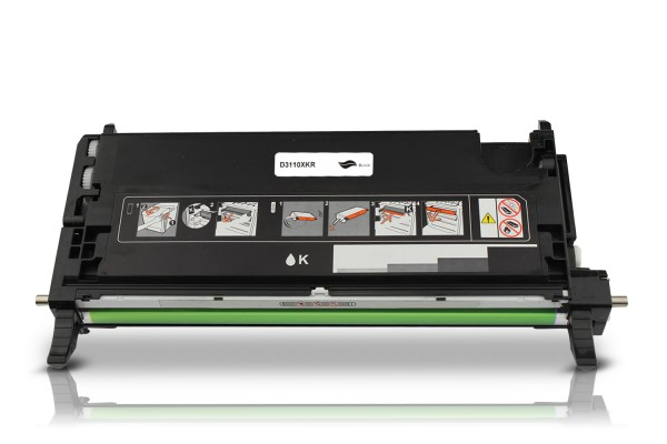Kompatibel zu Dell 593-10170 / PF030 / 3110 Toner Black