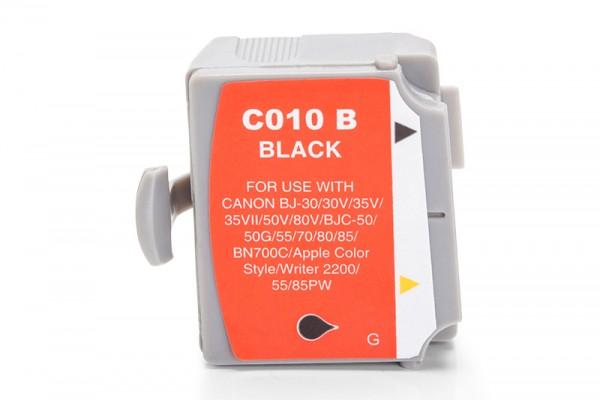 Kompatibel zu Canon 0956A002 / BCI-10BK Tinte Black