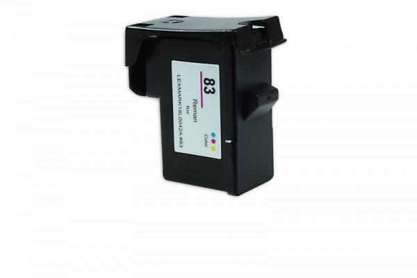 Alternativ zu Lexmark 018LX042E / NO 83 Tinte Farbe