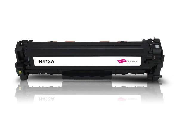 Kompatibel zu HP CE413A / 305A Toner Magenta