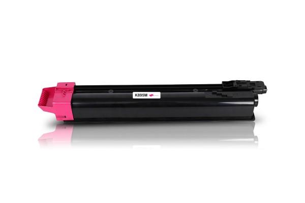 Kompatibel zu Kyocera TK-895M / 1T02K0BNL0 Toner Magenta