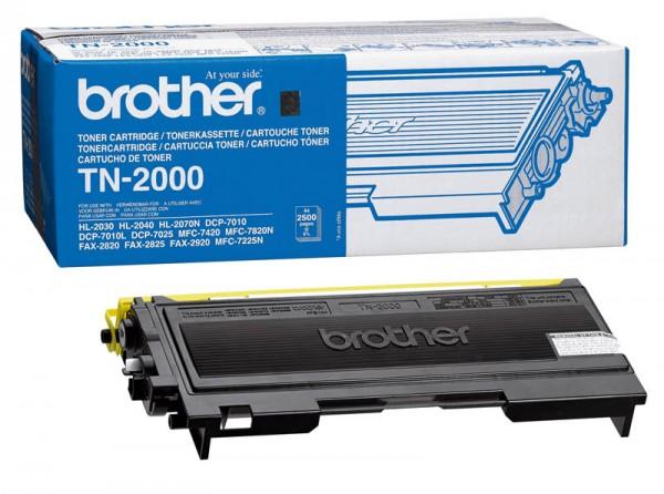 Brother TN-2000 Toner Black