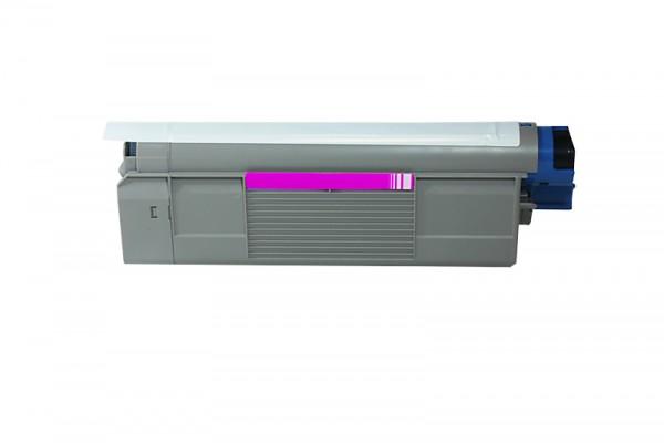 Kompatibel zu OKI 43381906 / C5600 / C5700 Toner Magenta