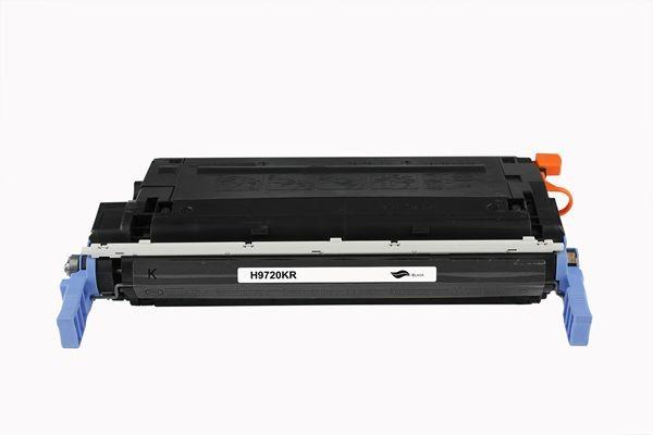 Kompatibel zu HP C9720A / 641A Toner Black