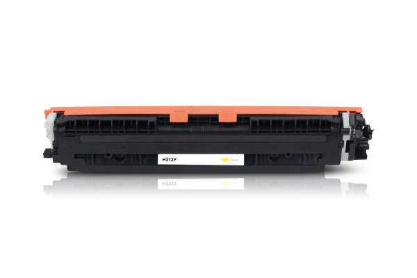 Kompatibel zu HP CE312A / 126A Toner Yellow