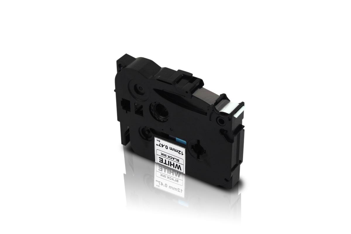 TZE 231 131 221 335 241 251 Schriftband Kompatibel für Brother P-Touch 6-24 mm