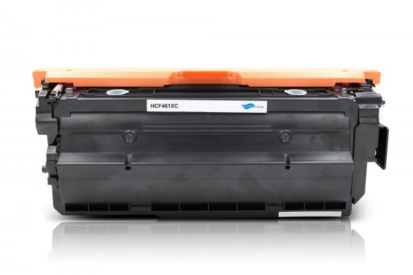 Kompatibel zu HP CF461X / 656X Toner Cyan