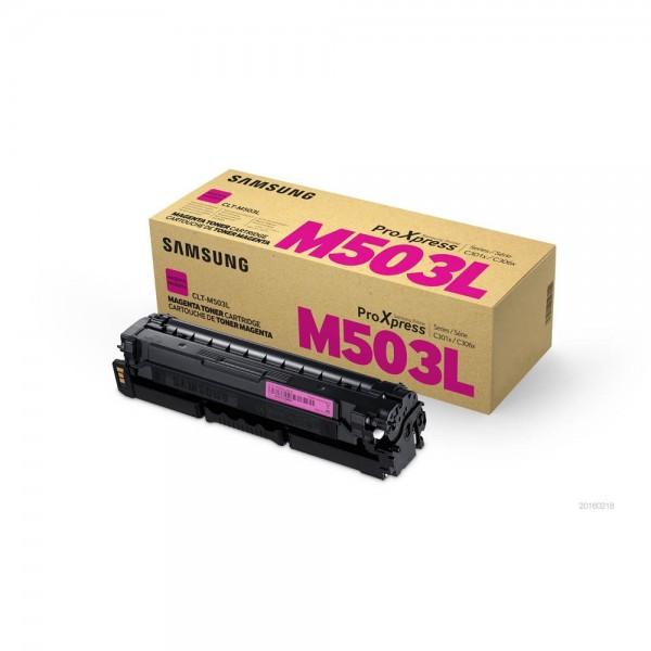 Samsung CLT-M503L / SU281A Toner Magenta
