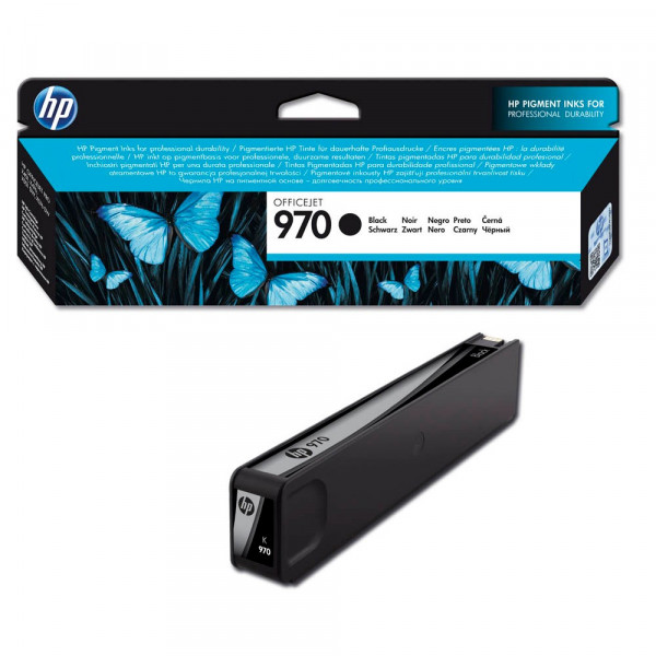 HP 970 / CN621AE Tinte Black