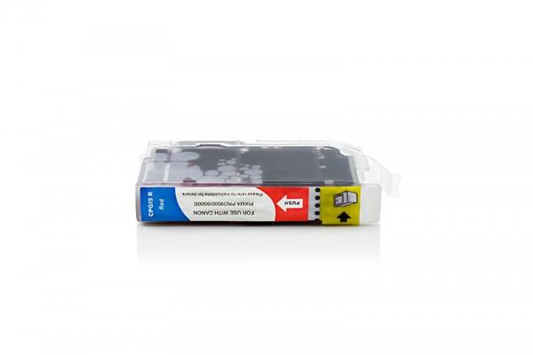 Kompatibel zu Canon 1040B001 / PGI-9R Tinte Rot
