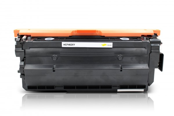 Kompatibel zu HP CF462X / 656X Toner Yellow