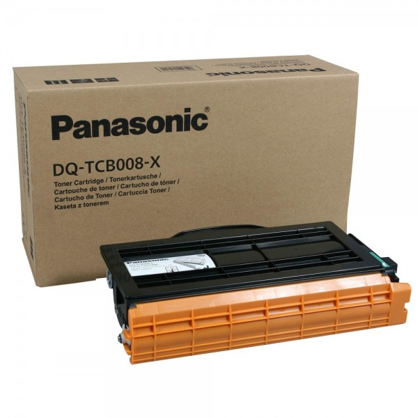 Panasonic DQ-TCB008-X Toner Black