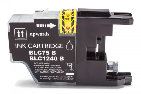 Kompatibel zu Brother LC-1240BK Tinte Black