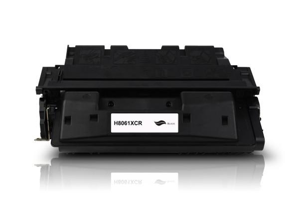 Rebuilt zu HP C8061X / 61X Toner Black