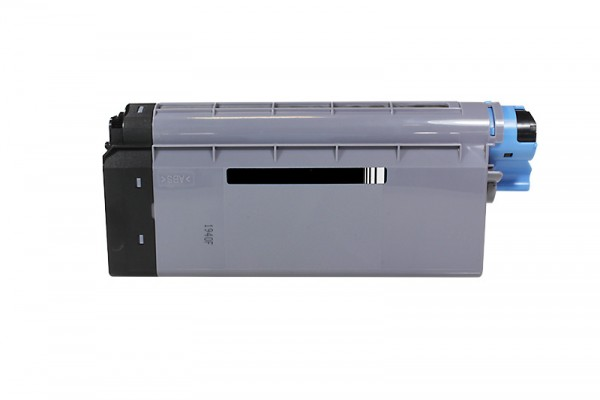 Kompatibel zu OKI 43866108 / C710 Toner Black