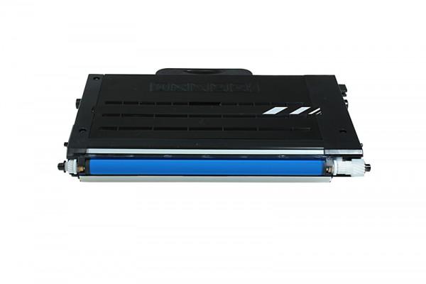 Kompatibel zu Samsung CLP-510 Toner Cyan