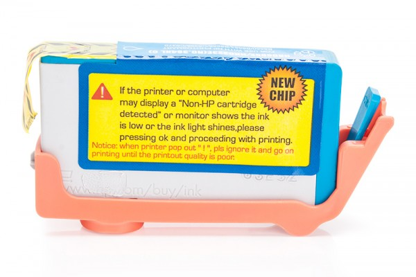 Kompatibel zu HP 364 XL / CB323EE Tinte Cyan
