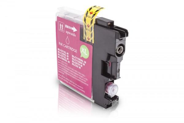 Kompatibel zu Brother LC-980M XL Tinte Magenta