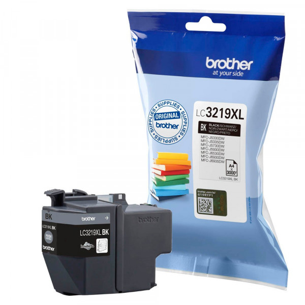 Brother LC-3219 XL Tinte Black