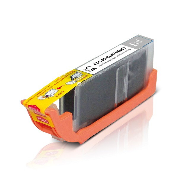 Kompatibel zu Canon CLI-571GY XL / 0335C001 Tinte Grey