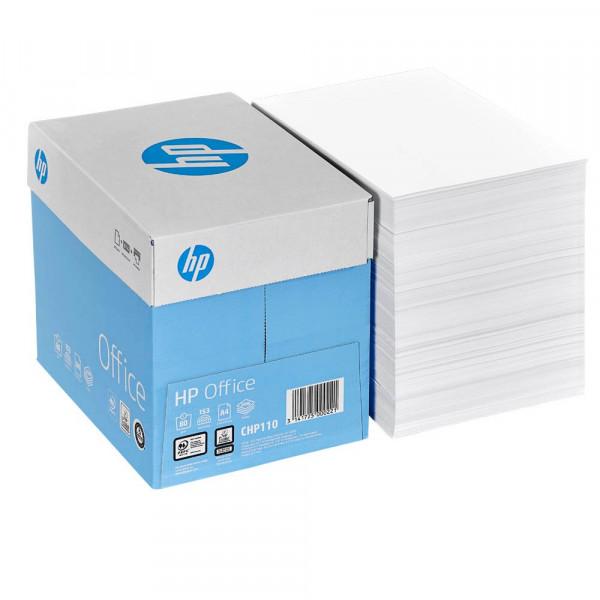 HP Office CHP113 Kopierpapier DIN-A4 (80g/qm) Weiß Maxi-Box 2500 Blatt