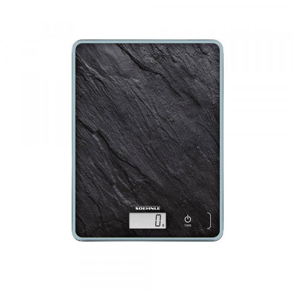 Soehnle Page Compact 300 Slate Waage schwarz (bis 5 kg)