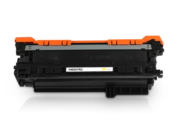 Kompatibel zu HP CE402A / 507A Toner Yellow
