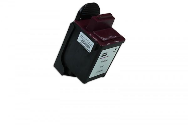 Alternativ zu Lexmark 017G0050E / NO 50 Tinte Black