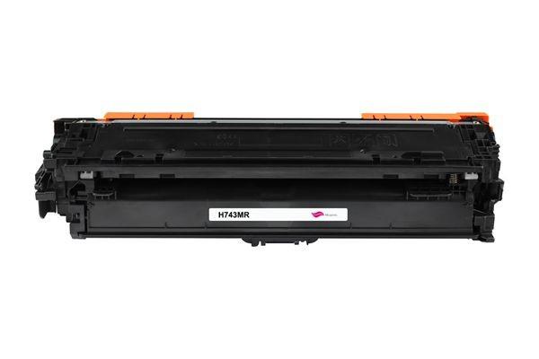 Kompatibel zu HP CE743A / 307A Toner Magenta