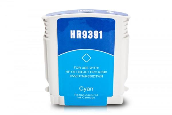 Kompatibel zu HP 88 XL / C9391AE Tinte Cyan
