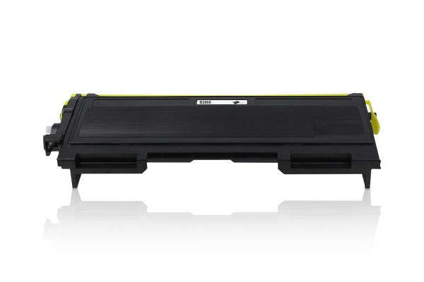 Kompatibel zu Brother TN-2005 Toner Black XL