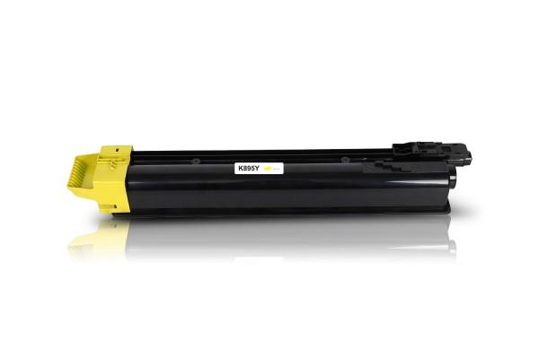 Kompatibel zu Kyocera TK-895Y / 1T02K0ANL0 Toner Yellow