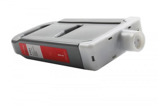 Kompatibel zu Canon 0906B001 / PFI-701R Tinte Red