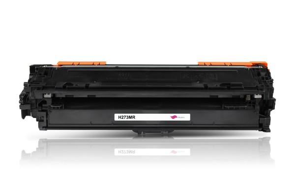 Kompatibel zu HP CE273A / 650A Toner Magenta