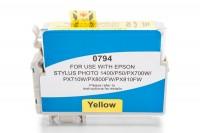 Kompatibel zu Epson T0794 / C13T07944010 Tinte Yellow