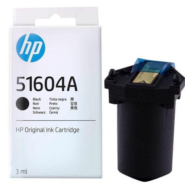 HP 51604A Tinte Black