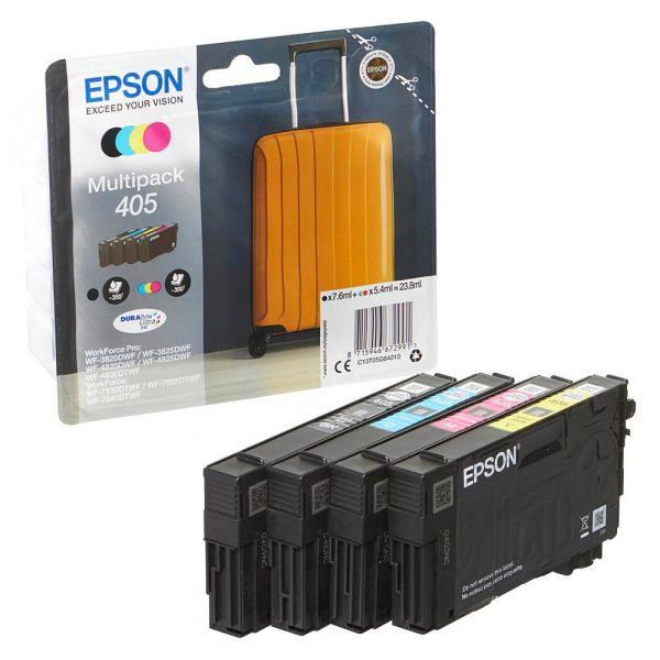 Epson 405 / C13T05G64010 Tinten Multipack CMYK (4er Set)