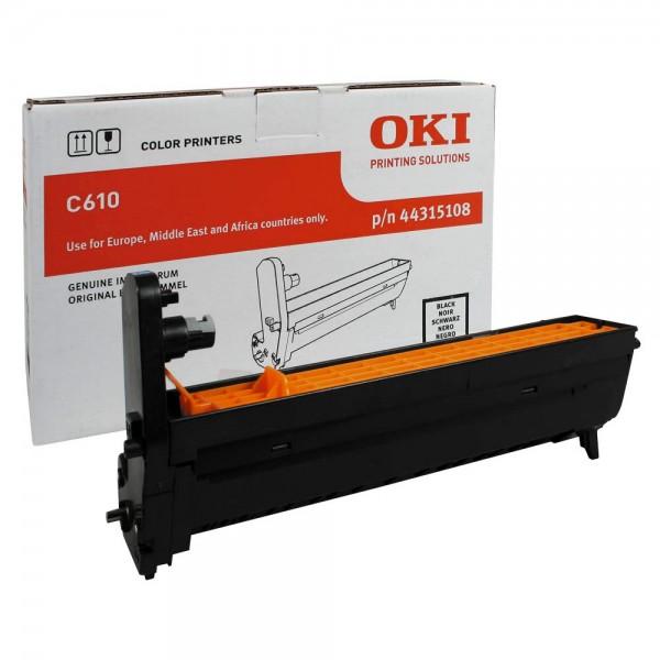 OKI 44315108 Bildtrommel Black