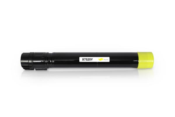 Kompatibel zu Xerox 006R01514 / Workcentre 7525 Yellow